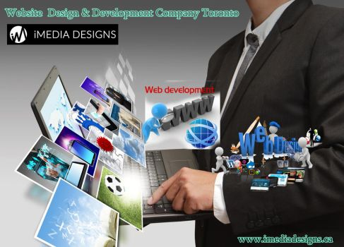 Website  Design  Development Company Toronto by iMedia11