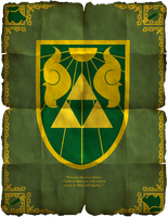 The Legend Of Zelda - A Link To The Past by HellGab