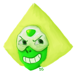 Peridot by DoodleStruck