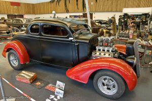 Hot Rod Project Car by AmericanMuscle