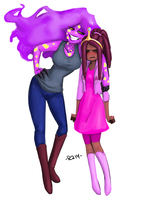 Dammit, should have dressed as Flame Princess... by R2ninjaturtle