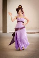 Megara. Friends call me Meg. by KoriStarfire