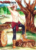 Metro-Jack Norbert by Meam-chan