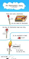 Story of Mr Matchstick by eternaldays
