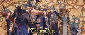 Tactics Ogre my team by GIOVANNIMICARELLI