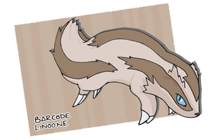 Number 264 - LINOONE by Skyblufox