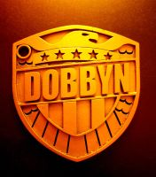 Judge Dobbyn by handtoeye