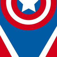 Captain America by Hugohil