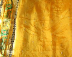 Sari Fabric 1 by Falln-Stock