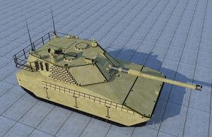 Rhino A2 MBT by kaasjager