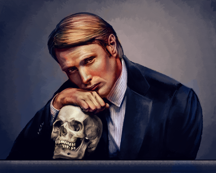 Hannibal the Cannibal by Vogelspinne