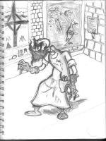 The Mad Doctor by ravenf6