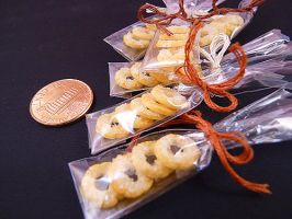 Bags of Sugar Vanilla Cookies by nyann