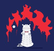 A Happy Dalek by My57
