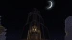 Monument Stands at Night by WorldWar7