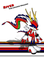 River the Chinese Dragon by NeoAtlantis