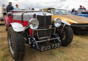 MG sports car by Sceptre63