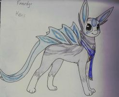 Kori the Finnedyr by SuperAthena