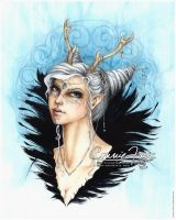 Untitled Elf (for now) by ConnieFaye