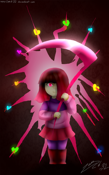 Do or Die (GlitchTale Fanart) by Lord-32