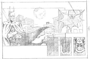 Submission: DC II - page 1 by JasonShoemaker