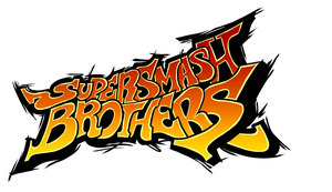Smash Strikers Logo by Tails1000