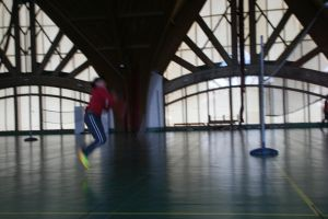 Assignment2-Requirement2: Blurred foreground by SaraElhamdaoui