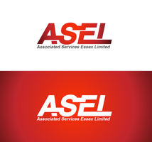 ASEL logo concept by phatik