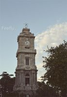 clock tower. by firefly05