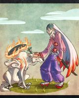 okami by CoconutMilkyway