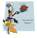 Anyone for Tennis by buster126