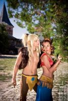Cutter Elfquest cosplay (6) by AlthairLangley