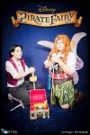James And Zarina Tinkerbell The Pirate Fairy by NekuCosplayMx