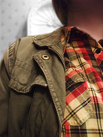 Will Graham WIP Cosplay 3 by InkSpillage