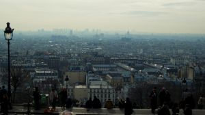 Mont Martre - 2 by B0mbadil