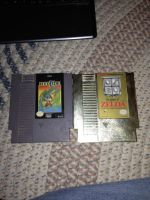 Other Holiday Loot - NES Games by InsaneSpyro