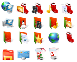 19 free Christmas icons by FreeIconsFinder