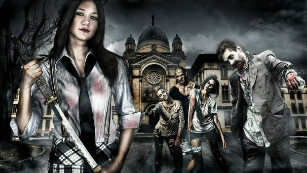 Halloween2014 Zombies Web by MastrD