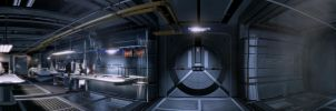 Mordin in his lab by MichaWha