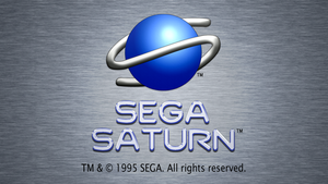 Sega Saturn Wallpaper by BLUEamnesiac