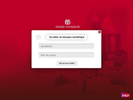 Projet Application Ipad Grands Voyageurs by JFDC