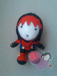 Redback Plushie by PiNKy0421
