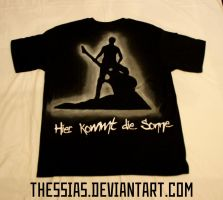 Sonne Richard Shirt by thessias