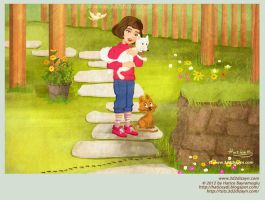 Story books paragraph work by eydii