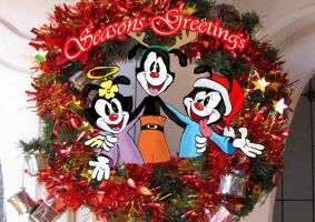 Seasons greetings- Animaniacs by raggyrabbit94