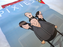 The Pixies_Poster by mr-pink-eyes