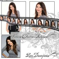 Victoria Justice Photopack by EBELULAEDITIONS