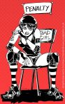 Roller-derby-girl by Coolgraphic