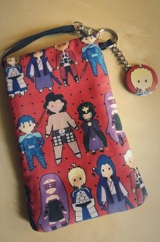 Fate Stay Night Purselet - Handmade by Monostache