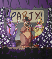 PARTY by wolvesstrife